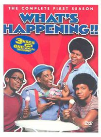 What's Happening!! - The Complete First Season - (Region 1 Import DVD)