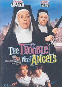 Trouble with Angels - (Region 1 Import DVD)