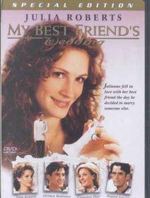 My Best Friend's Wedding - Special Edition - (Region 1 Import DVD)
