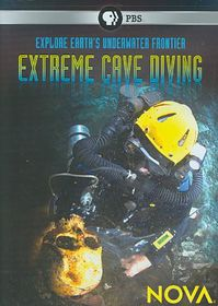 Extreme Cave Diving - (Region 1 Import DVD)