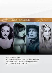 Classic Quad Set 9 - (Region 1 Import DVD)