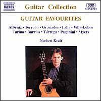 Guitar Favourites - Various Artists (CD)