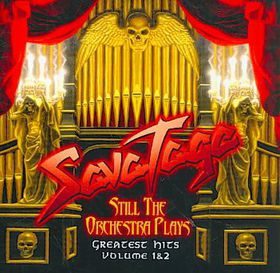 Savatage - Still The Orchestra Plays - Greatest Hits Vols.1 & 2 (CD)