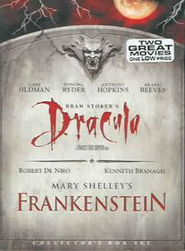 Bram Stoker's Dracula/Mary Shelley's - (Region 1 Import DVD)