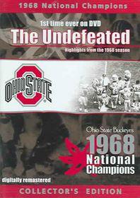 Undefeated:Ohio State Buckeyes - (Region 1 Import DVD)