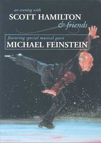 Evening With Scott Hamilton & Friends Featuring Musical Guest Michael Feinstein - (Region 1 Import DVD)