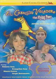 Caballito Volador (Flying Pony) - (Region 1 Import DVD)