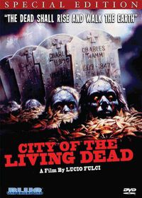 City of the Living Dead - (Region 1 Import DVD)