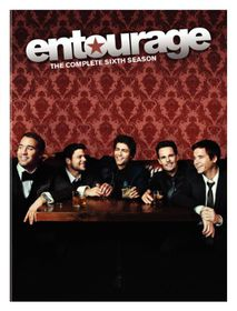 Entourage:Complete Sixth Season - (Region 1 Import DVD)