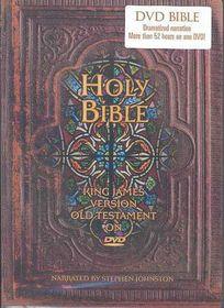 King James Old Testament Bible - (Region 1 Import DVD)