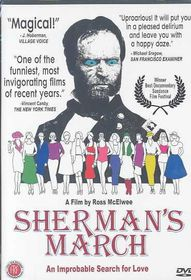 Sherman's March an Improbable Search - (Region 1 Import DVD)