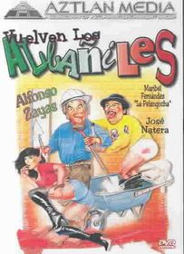 Vuelven Los Albaniles - (Region 1 Import DVD)