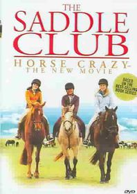 Saddle Club (Horse Crazy) - (Region 1 Import DVD)