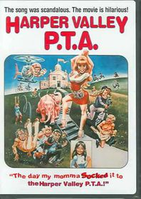 Harper Valley P T a - (Region 1 Import DVD)
