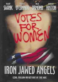 Iron Jawed Angels - (Region 1 Import DVD)