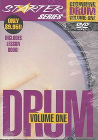 Beginning Drums Vol 1 - (Region 1 Import DVD)