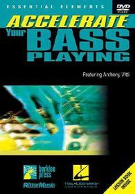 Accelerate Your Bass Playing - (Region 1 Import DVD)