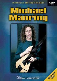 Michael Manring - (Region 1 Import DVD)