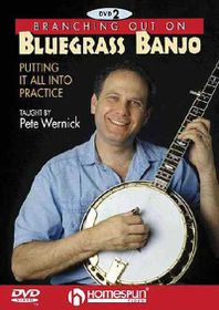 Branching out on Bluegrass Banjo 2 - (Region 1 Import DVD)