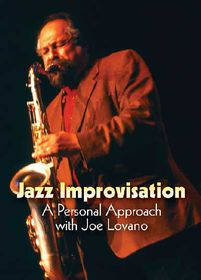 Jazz Improvisation:Personal Approach - (Region 1 Import DVD)