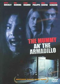 Mummy an the Armadillo - (Region 1 Import DVD)