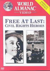 Free at Last:Civil Rights Heroes - (Region 1 Import DVD)