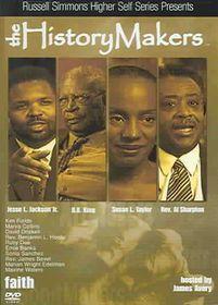 History Makers:Faith - (Region 1 Import DVD)
