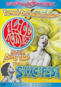 Alice in Acidland/Smoke and Flesh - (Region 1 Import DVD)