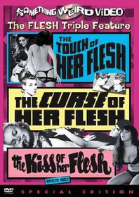 Touch of Her Flesh/The Curse of Her Flesh/The Kiss of Her Flesh - Triple Feature - (Region 1 Import DVD)