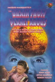 Brain from Planet Arous - (Region 1 Import DVD)
