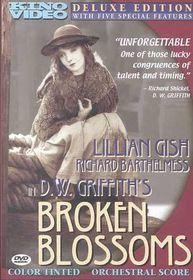 Broken Blossoms - (Region 1 Import DVD)