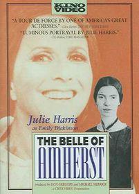 Belle of Amherst - (Region 1 Import DVD)