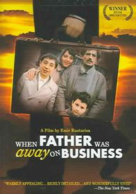 When Father Was Away on Business - (Region 1 Import DVD)