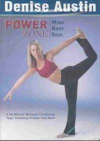 Power Zone:Mind Body Soul - (Region 1 Import DVD)
