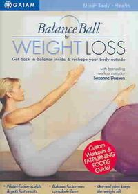 Balance Ball for Weight Loss - (Region 1 Import DVD)