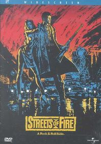 Streets of Fire - (Region 1 Import DVD)