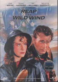 Reap the Wild Wind - (Region 1 Import DVD)