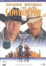 Cowboy Way, The (Region 1 Import DVD)