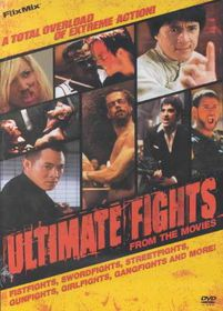 Ultimate Fights - (Region 1 Import DVD)