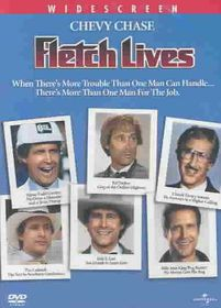 Fletch Lives - (Region 1 Import DVD)