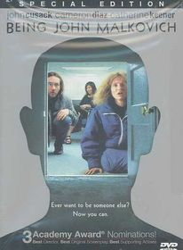 Being John Malkovich - (Region 1 Import DVD)