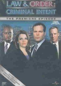 Law & Order:Criminal Intent Premiere - (Region 1 Import DVD)