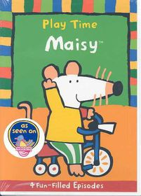 Playtime Maisy - (Region 1 Import DVD)