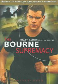 Bourne Supremacy - (Region 1 Import DVD)