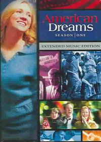 American Dreams: Season 1 Extended Music Edition - (Region 1 Import DVD)