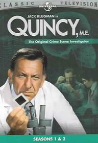Quincy Me:Seasons 1 & 2 - (Region 1 Import DVD)