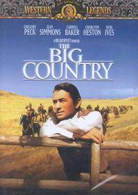 Big Country - (Region 1 Import DVD)