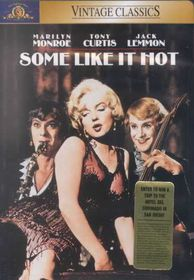 Some Like It Hot - (Region 1 Import DVD)