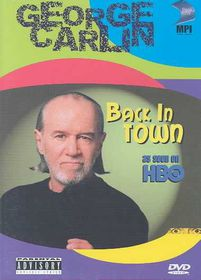 George Carlin:Back in Town - (Region 1 Import DVD)