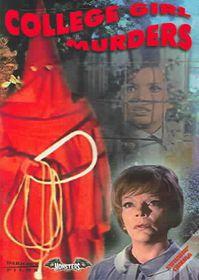 College Girl Murders - (Region 1 Import DVD)